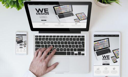 Het juiste adres voor webdesign
